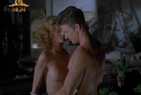Joan Severance nude topless sex and skinny dipping – Criminal Passion (1994)