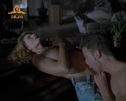 Joan Severance nude topless sex and skinny dipping - Criminal Passion (1994) (1)