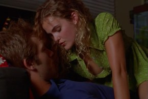 Keri Russell hot sexy and naughty – Dead Man's Curve (1998)