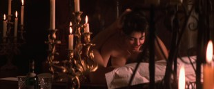 Laura San Giacomo nude sex Maggie O'Neill nude bush topless and sex - Under Suspicion (1991) hd1080p