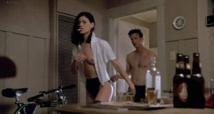Linda Fiorentino nude topless and sex- The Last Seduction (1994) HD 1080p (10)