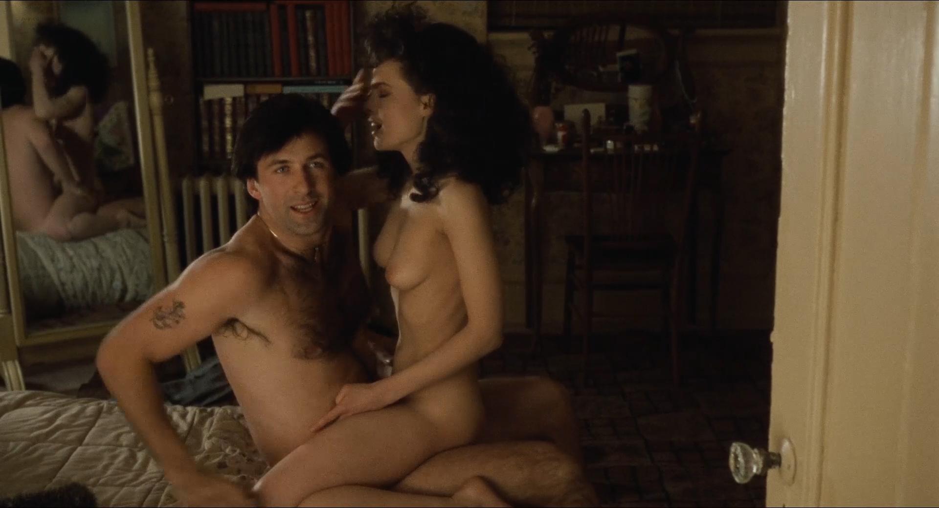 Melanie Griffith Nude Brief Topless Elizabeth Whitcraft -4129