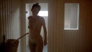 Sienna Guillory nude topless and full frontal - Fortitude (2015) s1e1 hd 1080p