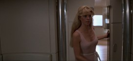 Kim Basinger hot pokies see through and Barbara Carrera hot bikini nipple peak - Never Say Never Again 007 (1983) hd1080p (2)