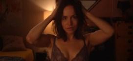 Sarah Goldberg hot in bra and mild sex - Hindsight (2015) s1e4 hd720p