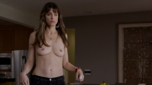 Amanda Peet nude topless - Togetherness (2015) s1e6 hd720p (4)