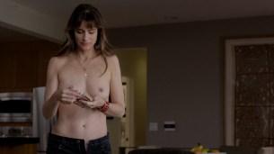 Amanda Peet nude topless - Togetherness (2015) s1e6 hd720p (7)