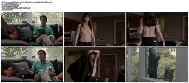 Amanda Peet nude topless - Togetherness (2015) s1e6 hd720p (5)