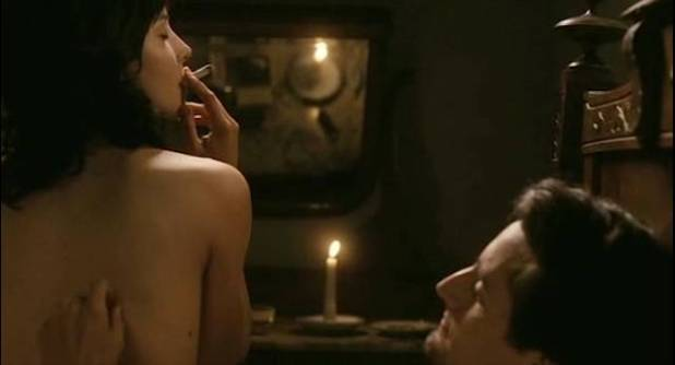 Bárbara Lennie nude topless and sex - Obaba (ES-2005) (8)