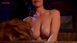 Danielle De Luca nude topless in - Necrosis (2009) (9)