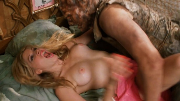 Heidi Sjursen nude sex Julie Strain nude big boos and other nude - Citizen Toxie The Toxic Avenger IV (2000) hd1080p (2)