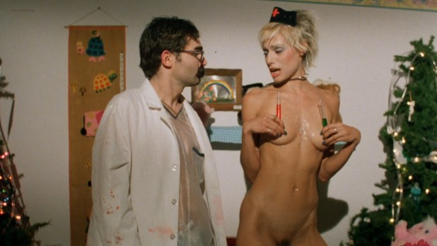 Heidi Sjursen nude sex Julie Strain nude big boos and other nude - Citizen Toxie The Toxic Avenger IV (2000) hd1080p (5)