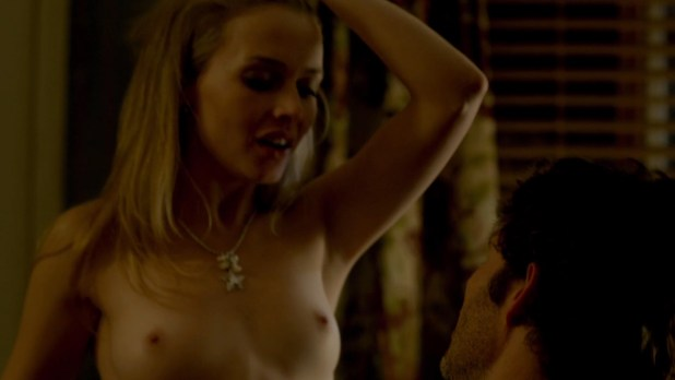 Kelly Curran nude topless - Grizzly (2014) hd1080p (3)