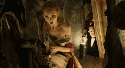 Lily Cole hot busty and very sexy - The Imaginarium of Doctor Parnassus (2009) hd1080p (5)