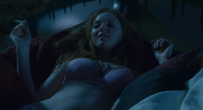 Lily Cole hot busty and very sexy - The Imaginarium of Doctor Parnassus (2009) hd1080p (10)