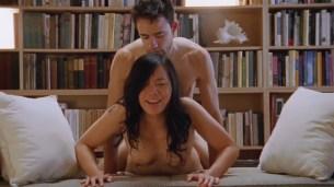 Sook-Yin Lee and Shanti Carson nude explicit real sex and Lindsay Beamish nude - Shortbus (2006) hd1080p (6)