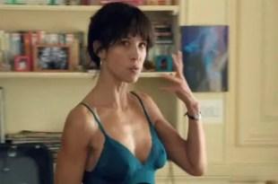 Sophie Marceau hot not nude and Alexia Barlier nude brief topless - Tu veux ou tu veux pas (FR-2014) hd1080p
