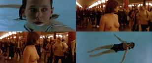 Barbora Bobulova nude brief topless- Cuore sacro (IT-2005)