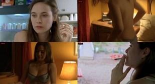 Caroline Dhavernas nude brief side boob - These Girls (2005)