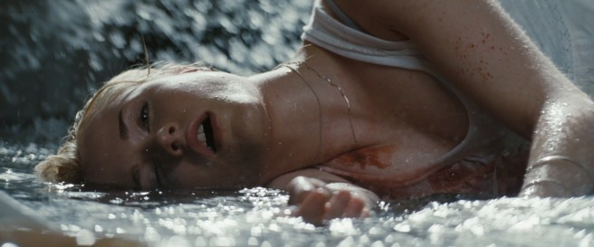 Evan Rachel Wood hot and wet in bikini and Eva Amurri hot - The Life Before Her Eyes (2008) hd1080p (12)