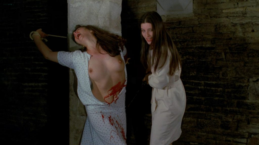 Françoise Blanchard nude full frontal and Patricia Besnard-Rousseau nude bush - The Living Dead Girl (FR-1982) hd1080p (31)