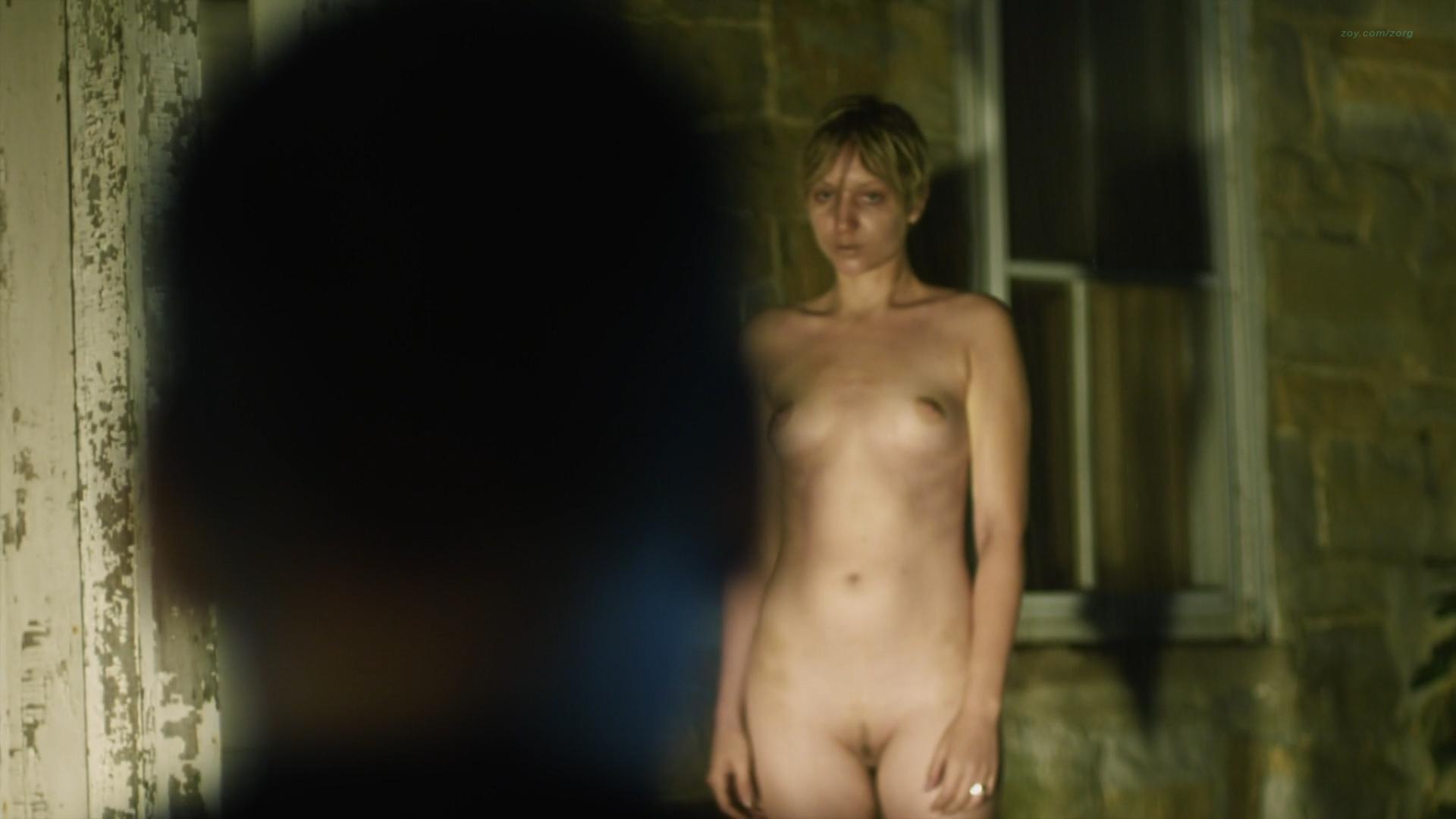 Red heat nude turned lesbian