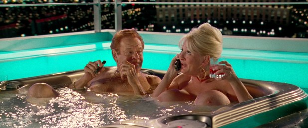 Malin Akerman nude and wild sex and Kayla Kleevage nude huge boobs- Heartbreak Kid (2007) hd720-1080p (2)