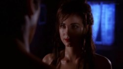 Mia Kirshner hot and sexy and some sex - Wolf Lake (2001) s1e1-3