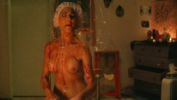 Michelle Bauer nude full frontal - Hollywood Chainsaw Hookers (1988) hd1080p