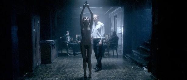 Olga Kurylenko nude full frontal and very hot - Hitman (2007) hd1080p (9)
