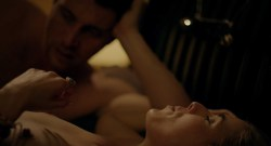 Agyness Deyn nude topless bush and sex - Electricity (UK-2014) WEB-DL hd720p (13)