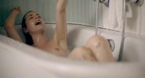 Agyness Deyn nude topless bush and sex - Electricity (UK-2014) WEB-DL hd720p (2)