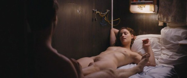 Ariane Labed nude bush topless and nude sex - Fidelio, l'odyssée d'Alice (FR-2014) (13)