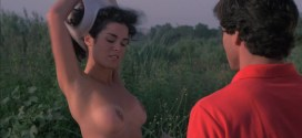 Betsy Russell nude topless Kristi Somers nude bush and others nude - Tomboy (1985) hd1080p (3)