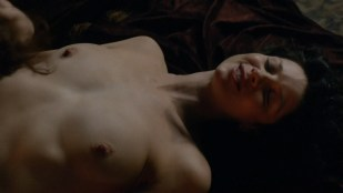Caitriona Balfe nude topless and sex - Outlander (2015) s01e09 hd1080p