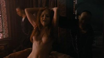 Carice van Houten nude topless and Emilia Clarke hot not nude - Game of Thrones (2015) s5e4 hd720/1080p (18)