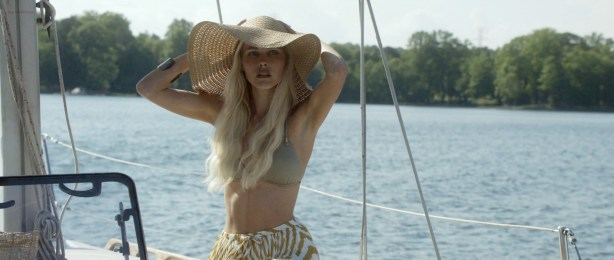 Isabel Lucas nude butt wet an see through - Careful What You Wish For hd 1080p (2015) (14)