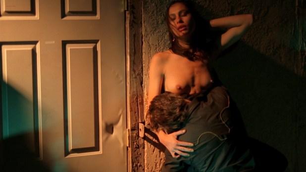 Jasmina Hdagha nude topless and quicky sex - Dark Moon Rising (2009) hd1080p (7)