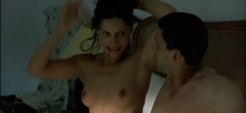 Leonor Varela nude topless and nude butt - Pass is Grave (FR-2003) (6)