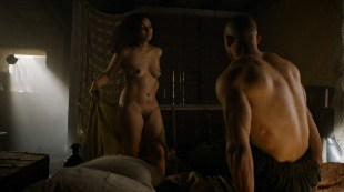 Meena Rayann nude full frontal and Emilia Clarke not nude but hot - Game of Thrones (2015) s5e1 hd1080p