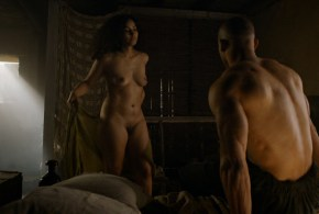 Meena Rayann nude full frontal and Emilia Clarke not nude but hot – Game of Thrones (2015) s5e1 hd1080p