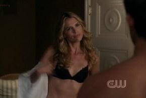 Sara Foster hot in bra – 90210 (2009) s1e24