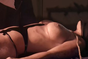 Sara Malakul Lane nude topless and bound- 12/12/12 (2012) hd1080p