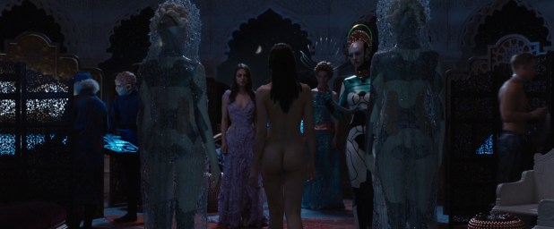 Tuppence Middleton nude butt and Vanessa Kirby not nude hot in lingerie - Jupiter Ascending (2015) hd1080p (12)