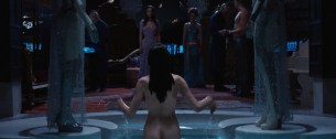 Tuppence Middleton nude butt and Vanessa Kirby not nude hot in lingerie - Jupiter Ascending (2015) hd1080p (2)