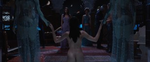 Tuppence Middleton nude butt and Vanessa Kirby not nude hot in lingerie - Jupiter Ascending (2015) hd1080p