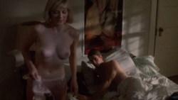 Barbara Crampton nude topless bush and bloody - Re-Animator (1985) hd1080p (9)