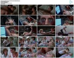 Barbara Crampton nude topless bush and bloody - Re-Animator (1985) hd1080p (10)