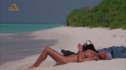 Bo Derek nude full frontal - Ghosts Can't Do It (1989) (11)