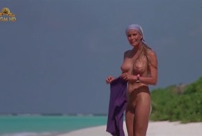 Bo Derek nude full frontal – Ghosts Can't Do It (1989)